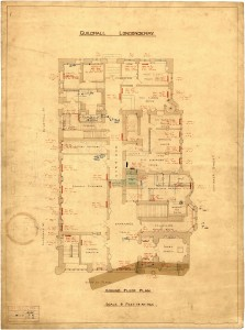 The Guildhall (140) – Ground Floor Plan
