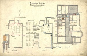 The Guildhall (139) – Heating System Plan
