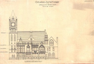 The Guildhall (113) – Elevation