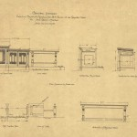 The Guildhall (96) – Chamber furniture detail