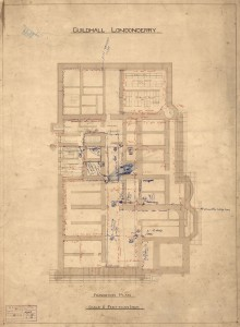 The Guildhall (86) – Foundation Plan
