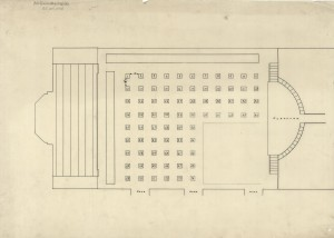 The Guildhall (78) – Main Hall Layout