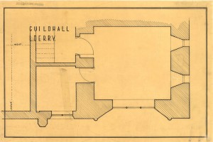 The Guildhall (60) – Stairwell Layout